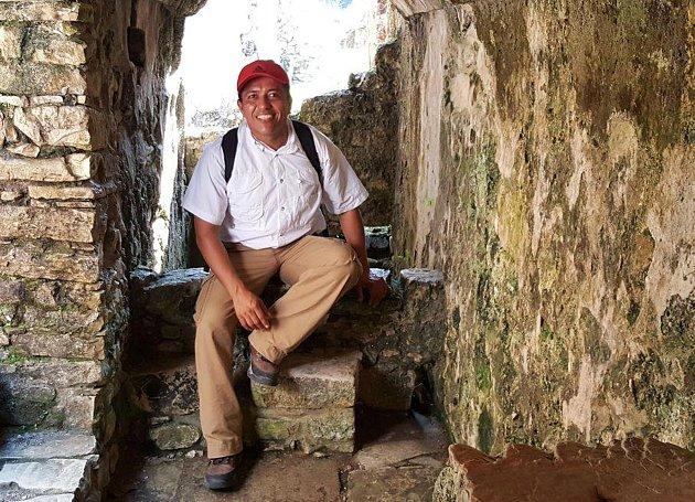 PRŮVODCE Z MEXIKA Nacho seznámí posluchače s tajemným mayským zemědělským kalendářem.