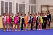 Budoucnost lázeňské moderní gymnastiky.