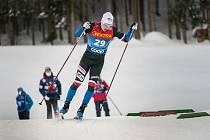 Michal Novák, český reprezentant v běhu na lyžích.