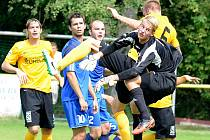 Pohár České pošty: 1.FC K. Vary - Sokolov 0:7