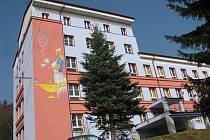 U současné budovy REHOS Nejdek vyroste nový hospic.
