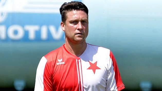 Martin Psohlavec, asistent trenéra FC Slavia Karlovy Vary.