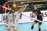 Karlovarsko sice sahalo proti Trentinu po senzaci, přesto nakonec muselo skousnout prohru 1:3 na sety.