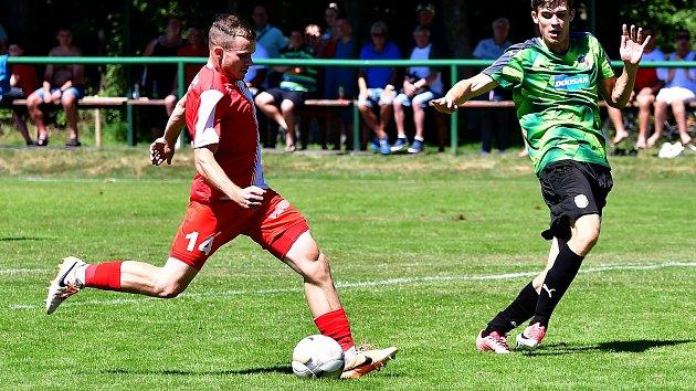 Karlovarská Slavia si o víkendu připsala na konto výhru 3:1 nad výběrem plzeňské Viktorie U19.