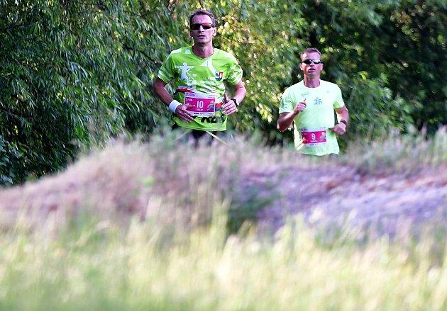 Olympijský běh dnes pohltí tradičně také Karlovarský kraj, hned na třech místech.