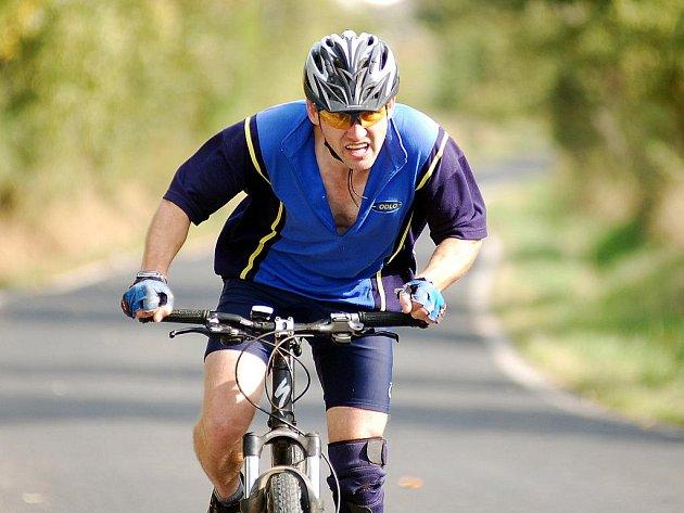 Jedenáctého ročníku horské časovky z Dubiny na Andělskou horu se zúčastnilo jedenasedmdesát cyklistů.