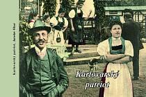 Obálka nové knihy Jaroslava Fikara.