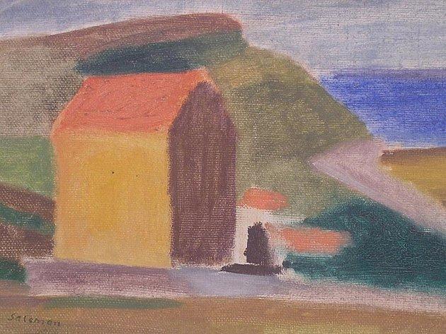 Martin Salcman: Žlutý dům na pobřeží