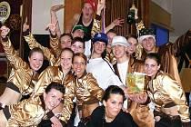 Taneční skupina Rappresent opět předvedla, že právem získává jeden titul za druhým.