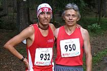 Vladimir Escajadillo (vlevo) a Karel Hellmich.