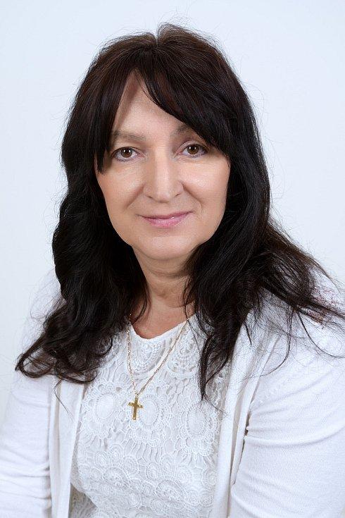 ANO -  Ludmila Vocelková
