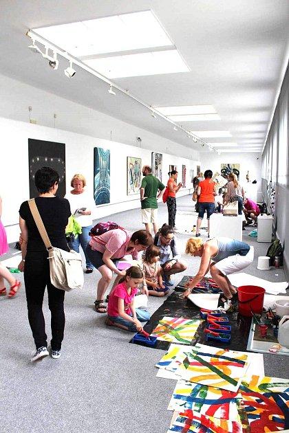 Galerie umění v Karlových Varech