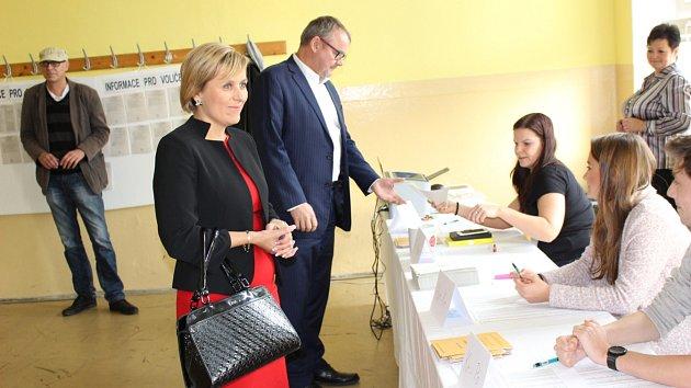 Volby Karlovy Vary - Bohatice