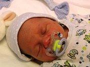 Sebastian Milčinský z Karlových Varů se narodil 24. 7. 2017