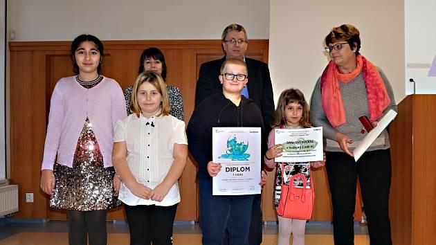 Do ekologické soutěže se zapojily i školky.