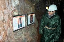 V SOUBORU PAMÁTEK Krušnohoří je například i středověký důl Mauritius u Abertam.