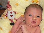 Evelynka Hubal Priest Šťastná z Hroznětína se narodila 10. 12. 2012