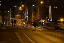 Kvůli zatěžkávací zkoušce byl most kpt. Jaroše v noci z pátka na sobotu uzavřen.