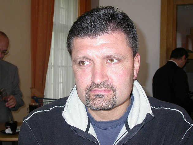 Martin Zeman, zastupitel města Karlovy Vary.