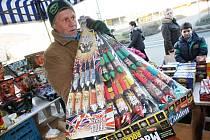 Česká obchodní inspekce prověřovala prodej pyrotechniky