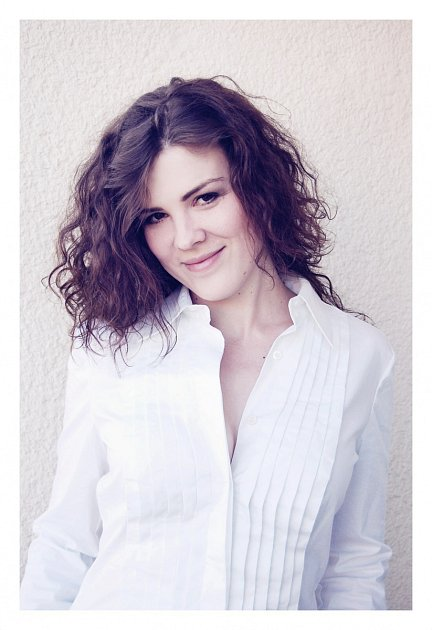 Sopranistka Kristýna Vylíčilová.