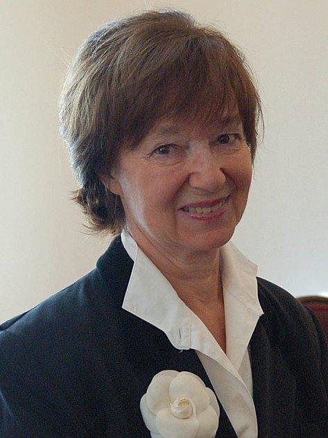 Charlotte Kotíková, pravnučka TGM