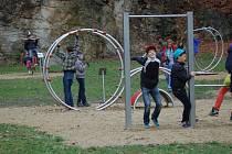 Projekt pomáhá parkům u nás a v Německu