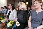 Karlovarský kraj ocenil práci nejlepších pedagogických pracovníků.