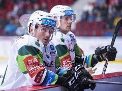 Útočník Energie Karlovy Vary Jakub Flek si v utkání s Olomoucí připsal zajímavou statistiku.