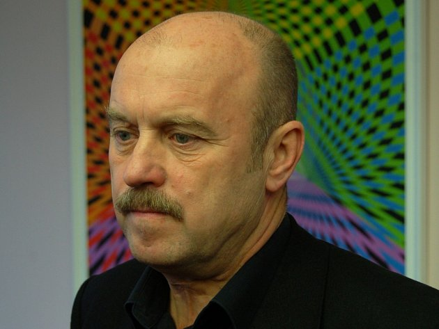 Karlovarský hejtman Josef Novotný.
