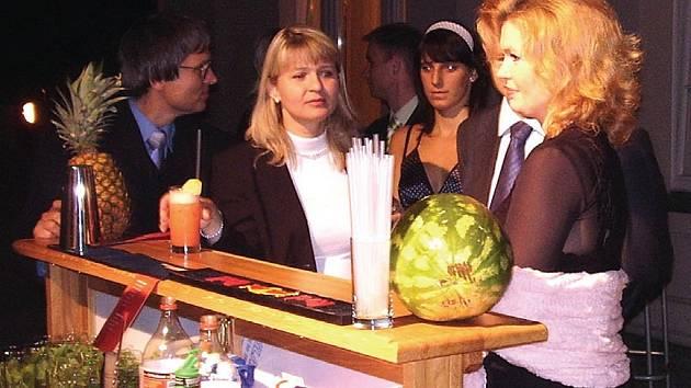 Veronika Vlková navštívila také filmový festival.