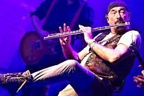 Ian Anderson z Jehtro Tull.