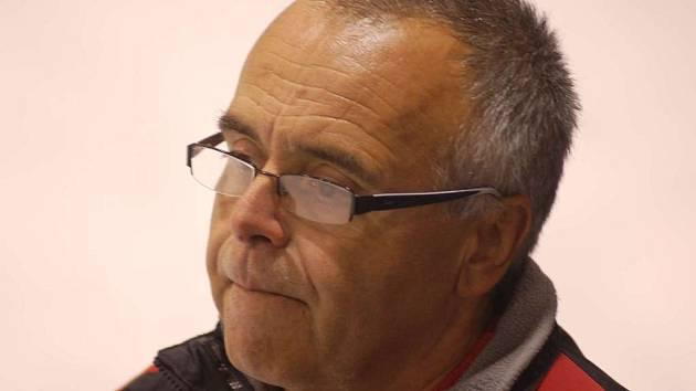 Karel Procházka, trenér HC Mattoni Ostrov.