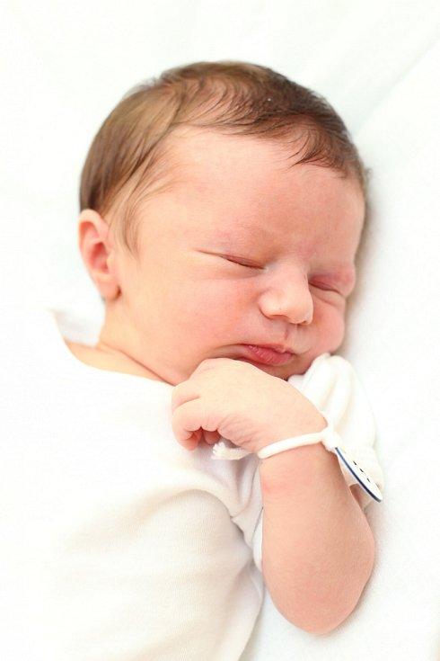 Oliver Novák z Nového Sedla se narodil 19. 6. 2013