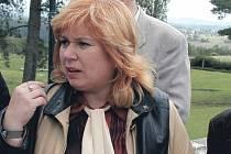 Ivana Doubová, ředitelka stavebního úřadu.