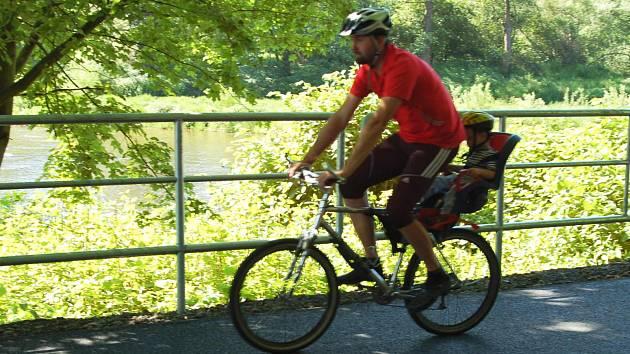 Pro větší komfort a bezpečnost cyklistů budou některé úseky cyklotras pod větším dohledem.