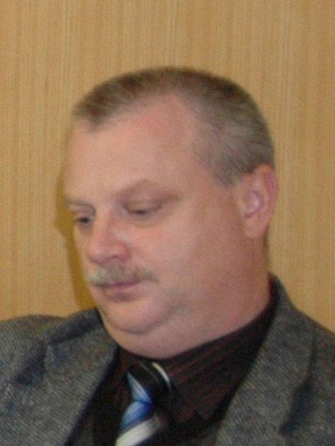 Luboš Orálek, krajský radní pro oblast životního prostředí
