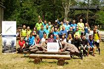 42 běžců se postavilo na start jubilejního 5. ročníku Sokolské jedenáctky.