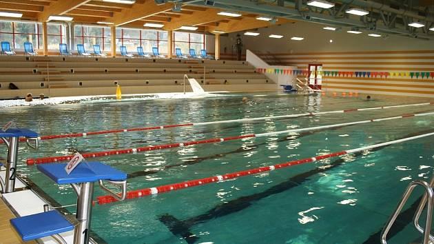 Karlovarský bazén.