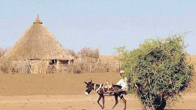 Jižní Súdán – nejčernější z černých.