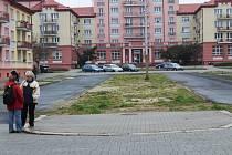Tržnice u náměstí zmizela