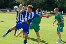 1.FC K. Vary - Domažlice 3:1 (3:0).