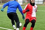 Bez fotbalu. Na individuální tréninky si museli během několika dní zvyknout fotbalisté napříč Karlovarským krajem.