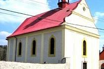 STAVBA je postupně opravována a tvoří jednu z dominant obce.