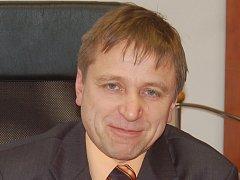 Pavel Čekan, starosta Ostrova