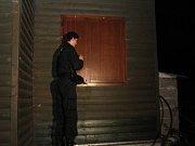 S příchodem zimy budou policisté kontrolovat chatové oblasti.