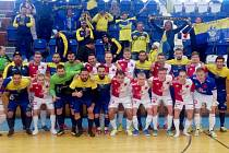 Termiti Loket neuspěli v osmifinále Poháru SFČR, ve kterém nestačili na favorizovanou Slavii Praha, které podlehli 0:9.