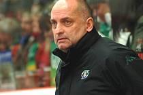 Vladimír Kýhos, trenér HC Energie.