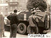Nad ránem ve středu 21. srpna roku 1968 probudil Karlovy Vary rachot a dunění.