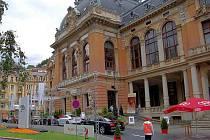 Historická budova Císařských lázní je až do konce září otevřena pro veřejnost. Je to poslední šance na jejich prohlídku, než by se měla budova začít opravovat.